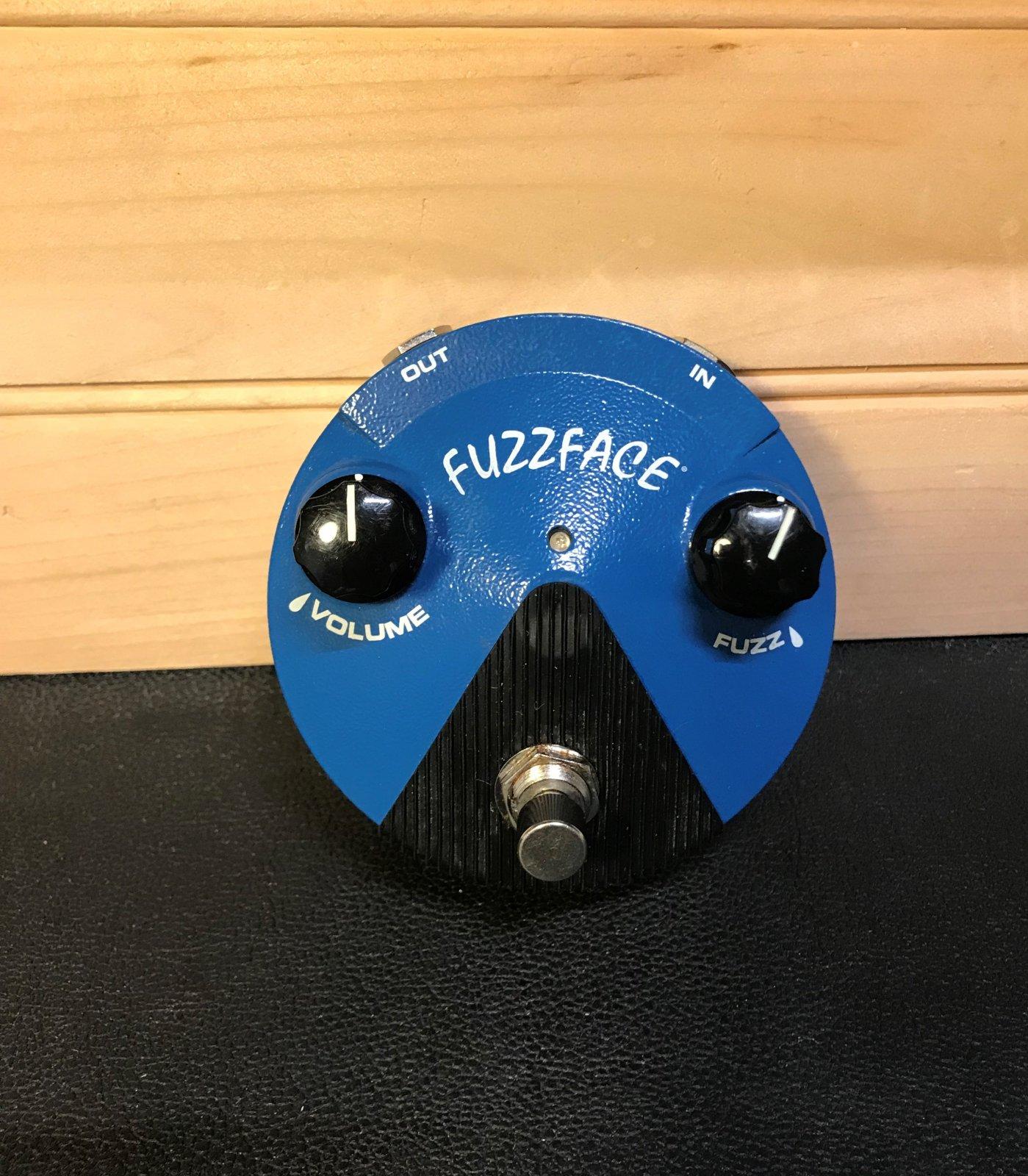 Used Fuzz Face Mini Silicon
