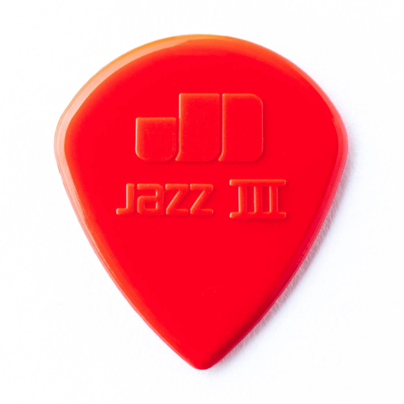 Dunlop Nylon Jazz III 6pk