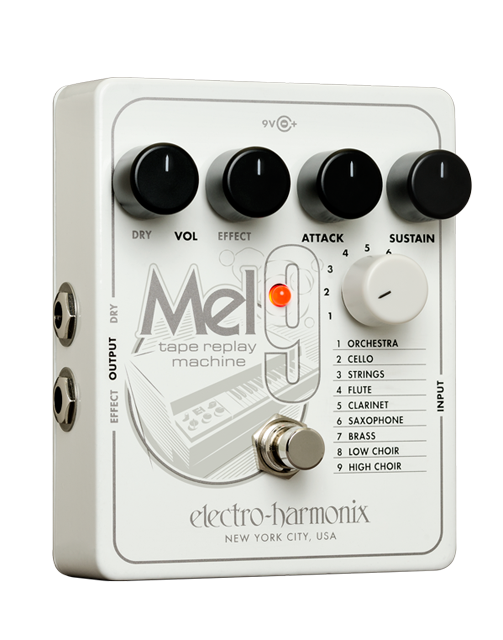 Electro-harmonix Mel9 Tape Relay Machine