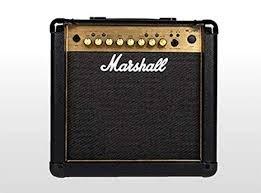 Marshall MG15GFX 15W 1x8 Combo Amp