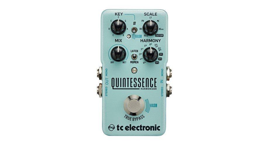 TC Quintessence Harmonizer