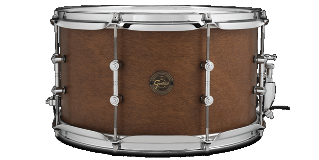 Gretsch 8X14 Swamp Dawg Mahogany Snare Drum