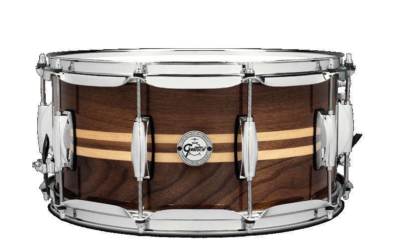 Gretsch 6.5X14 Walnut Snare Drum