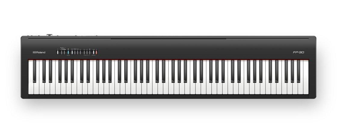 Roland FP-30-BK Digital Piano
