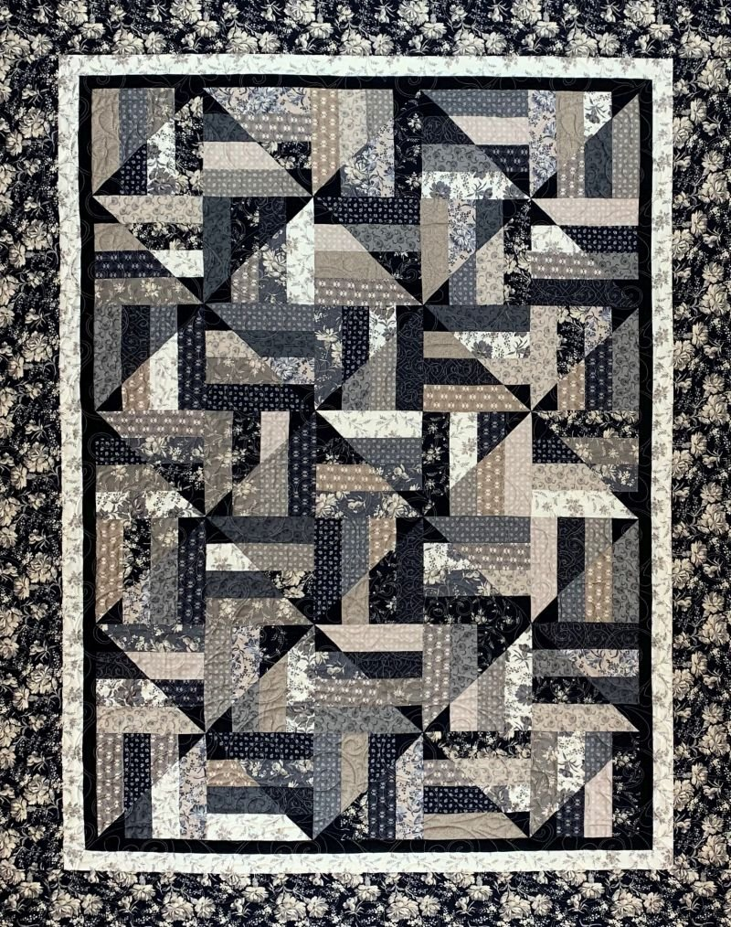 Simple Illusions - Digital download pattern #455