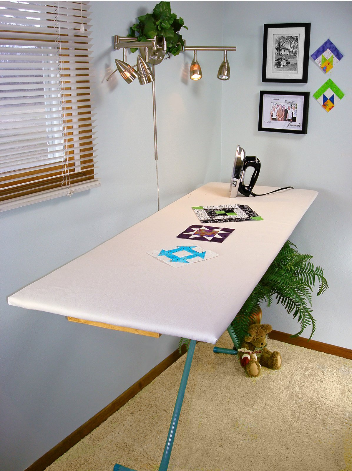 Quilter's Ironing Board Pattern Digital Download #412