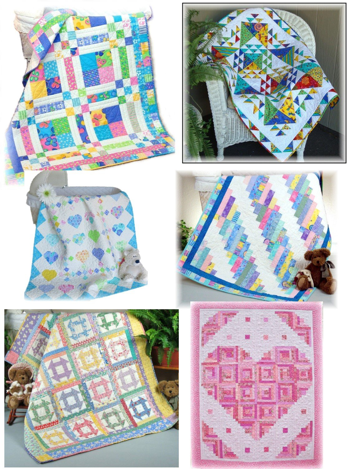 6-FOR SALE-bundle of 6 patterns
