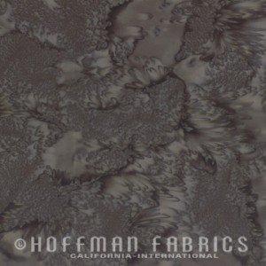 Hoffman 1895 Batik #305 Gravel
