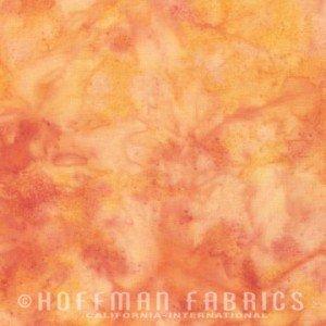 Hoffman 1895 Batik #384 Mimosa