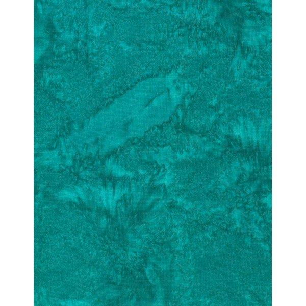 Hoffman 1895 Batik #443 Seasalt