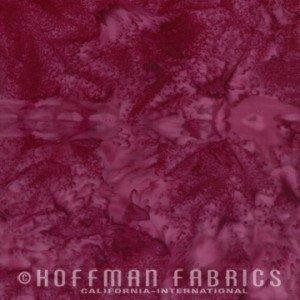 Hoffman 1895 Batik #561 Bordeaux