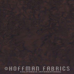 Hoffman 1895 Batik #610 Cappuccino