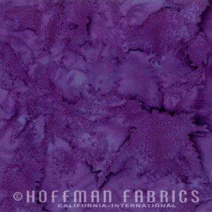 Hoffman 1895 Batik #N45 New Grape