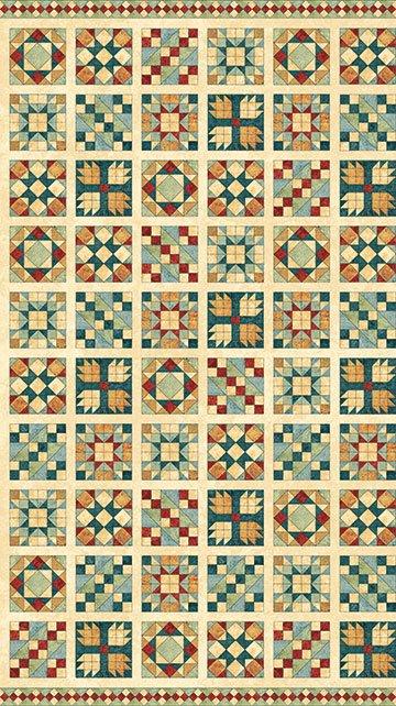 A Stitch in Time Quilt Blocks