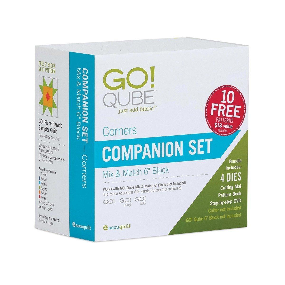 GO! Companion Qube - Corners