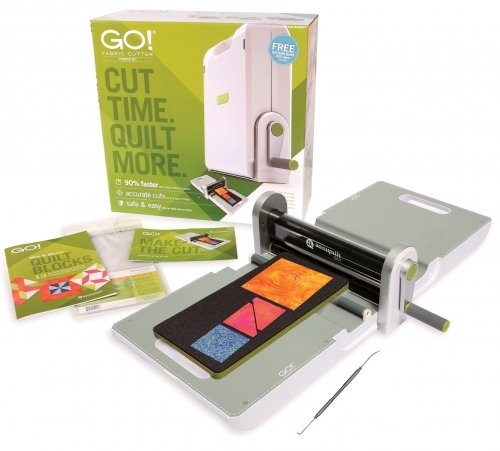 GO! Fabric Cutting Machine Starter Set