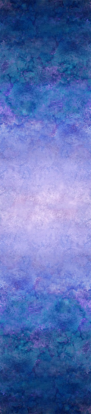 Stonehenge Gradations Ombre Wide #67 Blue/Lilac