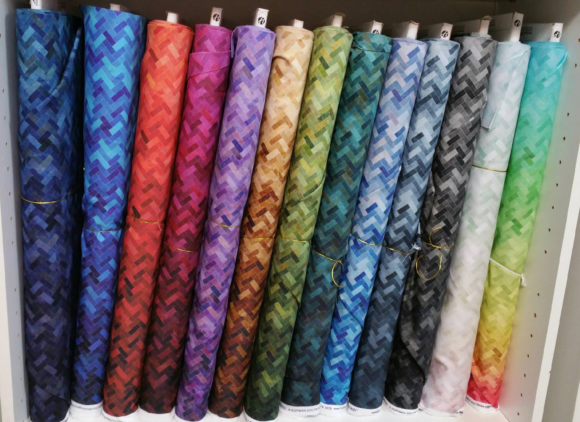 Qtr Yard Bundle of all 12 SKU's **DOES NOT INCLUDE RAINBOW**