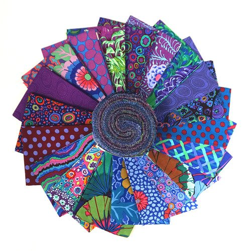K.Fasset Design Roll - Peacock