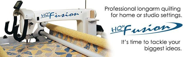 HQ24 Fusion w/Pro Stitcher **FLOOR MODEL ONLY**