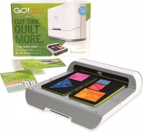 GO! Big Electric Fabric Cutting Machine Starter Set