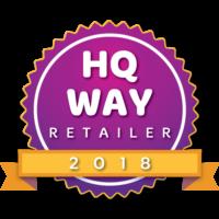 HQ Way Award Winner 2018