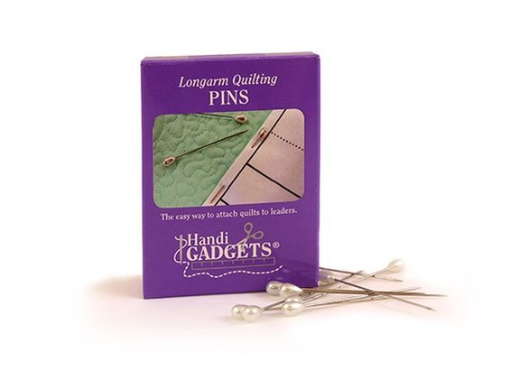 Long Arm Quilting Pins Box of 144