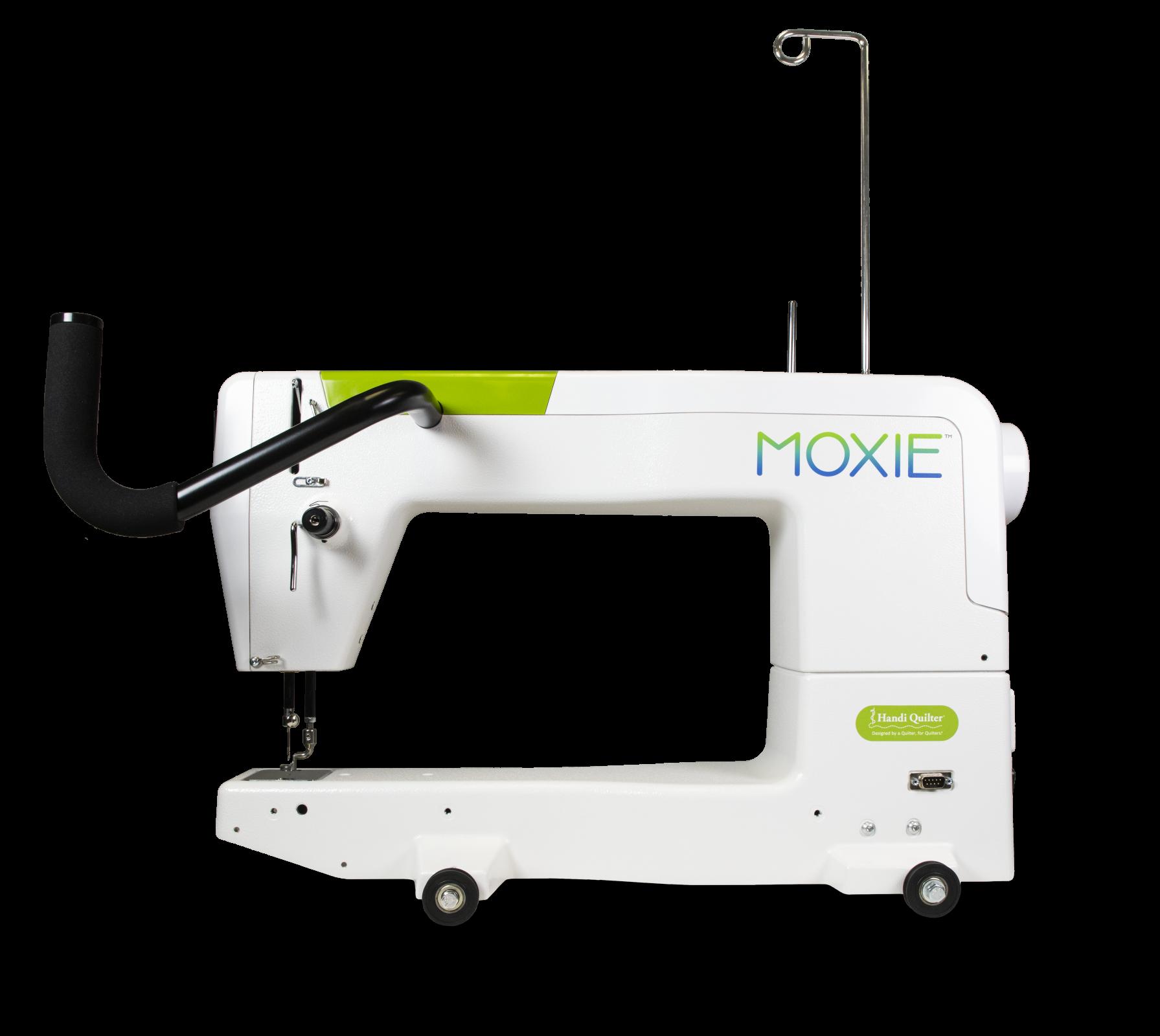 HQ Moxie 15 Long Arm Machine on 8' Loft Frame