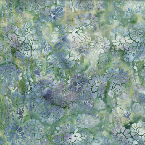 McKenna Ryan Oasis Batik Flowers - Meadow