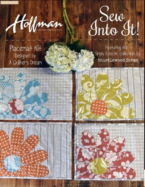 Sew Into It Placemat Kit