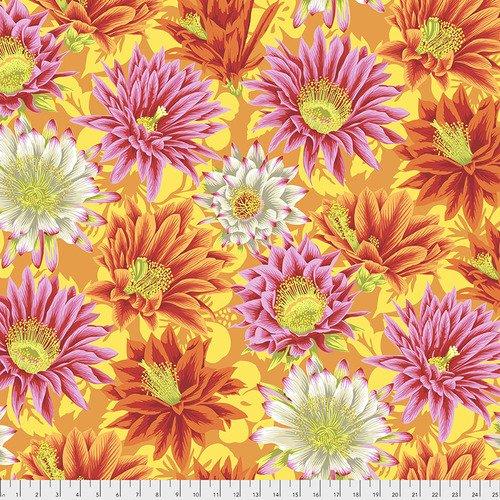 Cactus Flower Yellow
