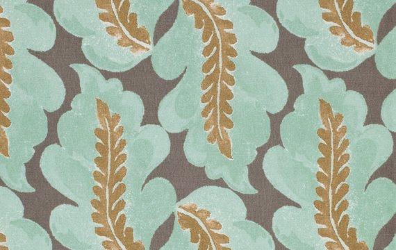 Victoria & Albert Garthwait Collection - Leaf Pattern