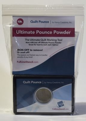 Quilt Pounce Pad w/Ultimate Pounce Powder
