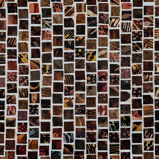 Mosaic Masterpiece - Earth