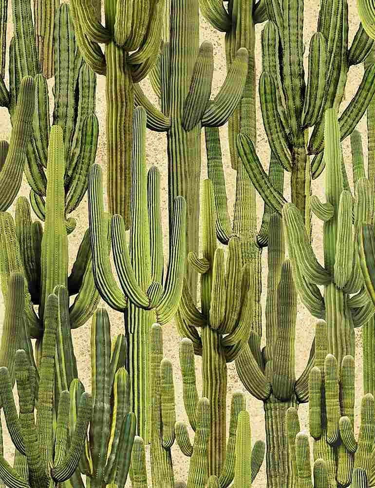 Saguaro Cactus Print