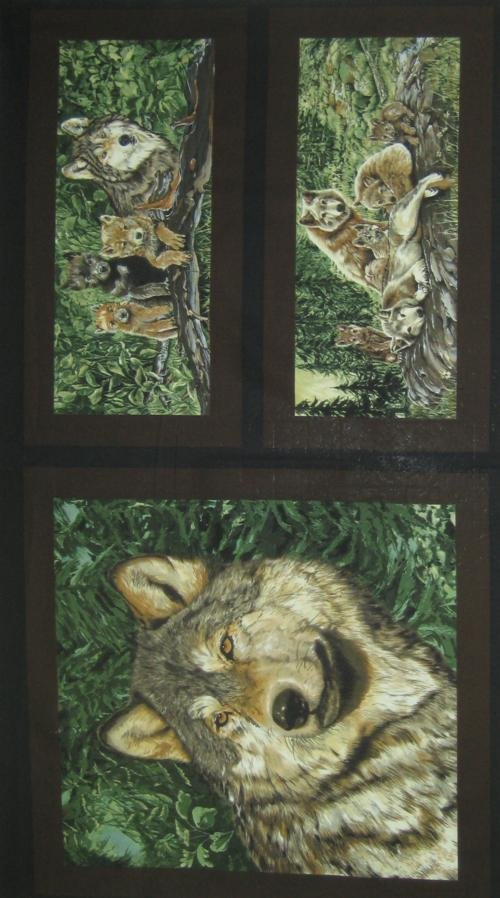 Wolf Song Panel