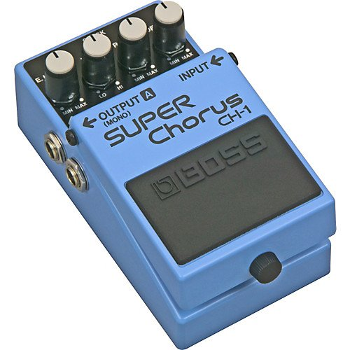 BOSS CH1 SUPER CHORUS GUITAR PEDAL