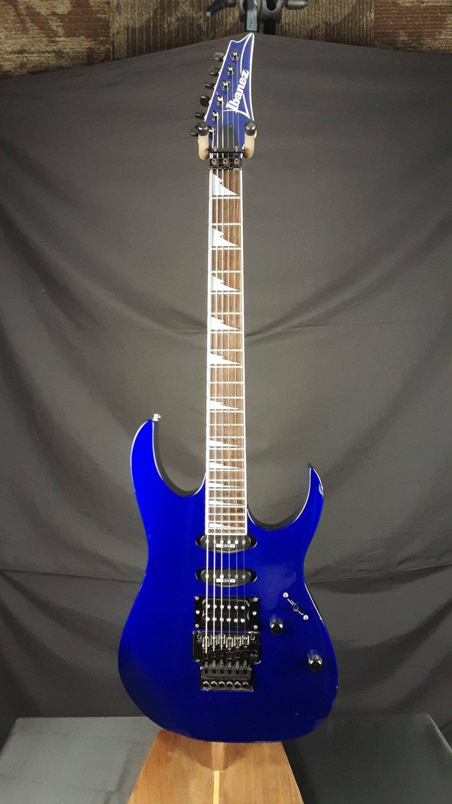 Ibanez RG 560 blue w/ohc