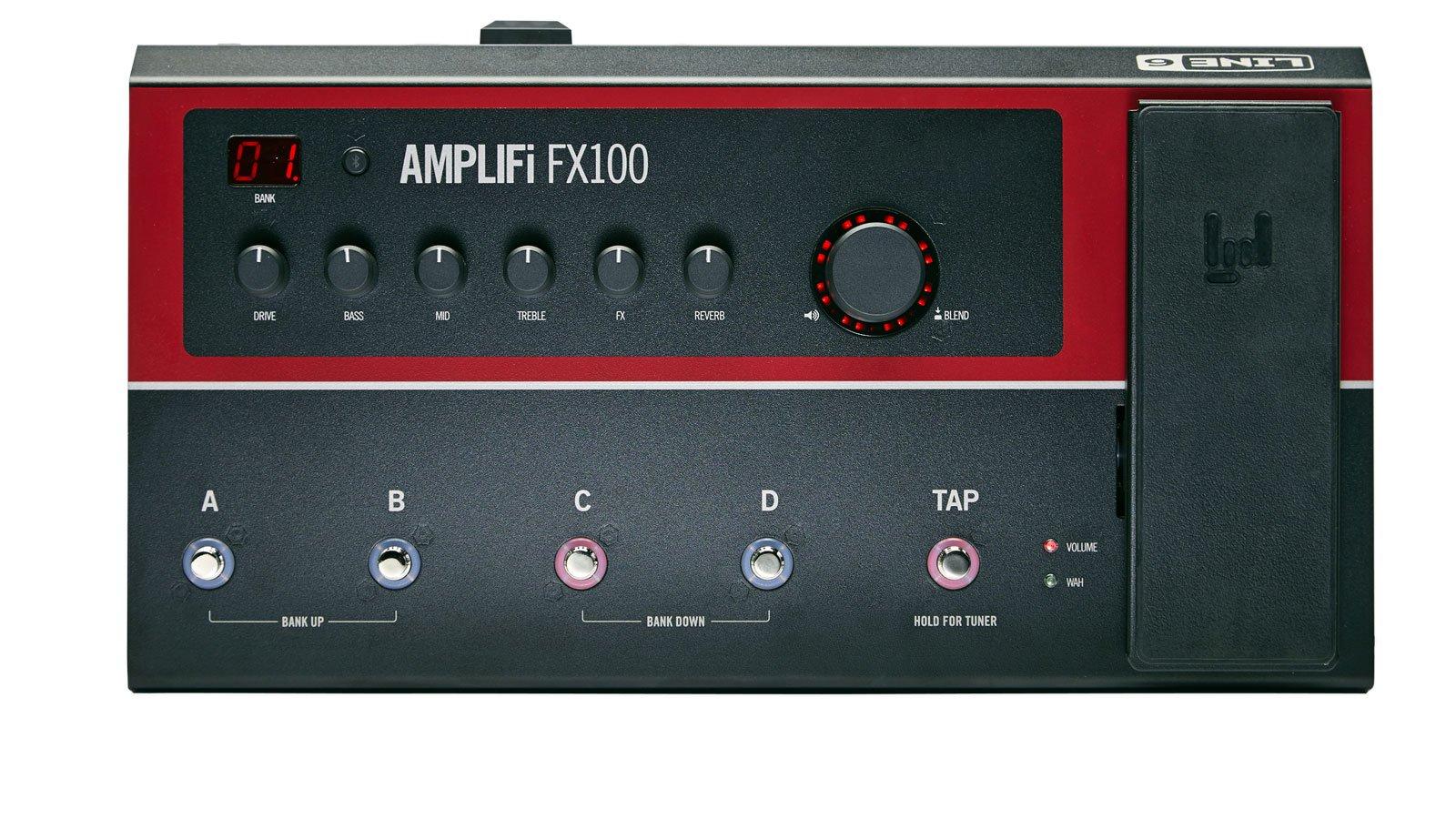 AMPLIFI100 LINE6 FX