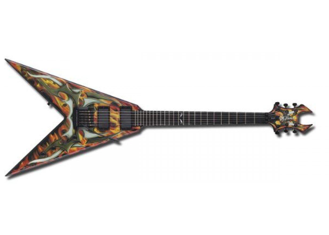 B.C. Rich Kerry King Signature Flying V Guitar