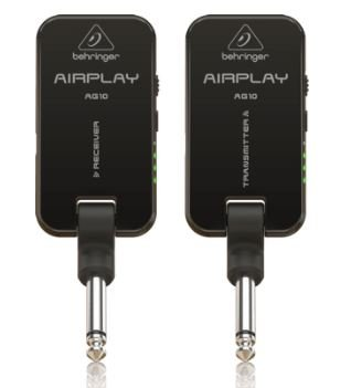 BEHRINGER AIRPLAY WIRELESS GUITAR SYSTEM