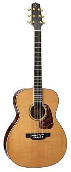 TAKAMINE CP7MO TTACOUSTIC/ELECTRIC GUITAR