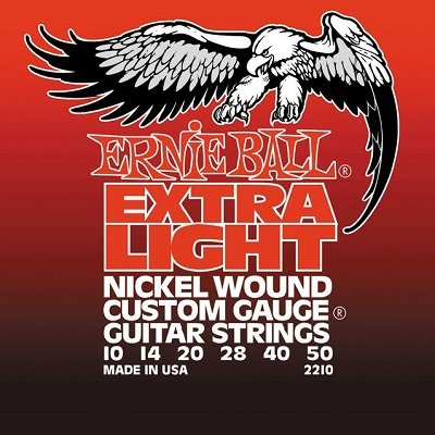 2210 EB STRINGS WOUND G