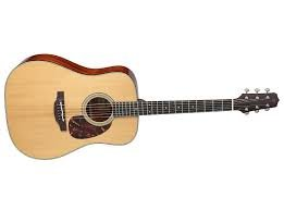 TAKAMINE EF340S TT ACOUSTIC/ELECTRIC GUITAR
