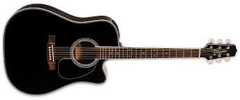 TAKAMINE EF341DX ACOUSTIC/ELECTRIC GUITAR