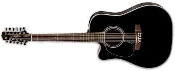 TAKAMINE EF381SC-LH ACOUSTIC/ELECTRIC GUITAR