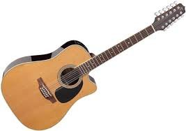 TAKAMINE EF400SC TT ACOUSTIC/ELECTRIC GUITAR