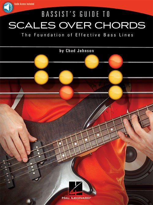 BASS SCALES OVER CHORDS