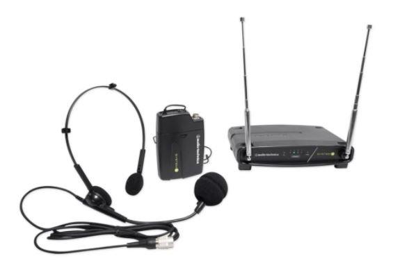 AUDIO TECHNICA ATW-901a/H HEADWORN SYSTEM