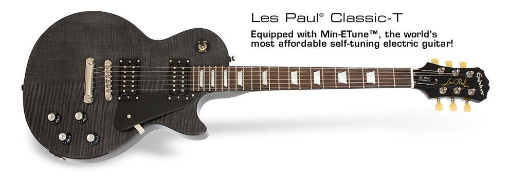 Epiphone Les Paul Classic-t with Min Etune